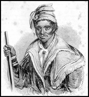 Runaway slaves became part of Seminole tribes