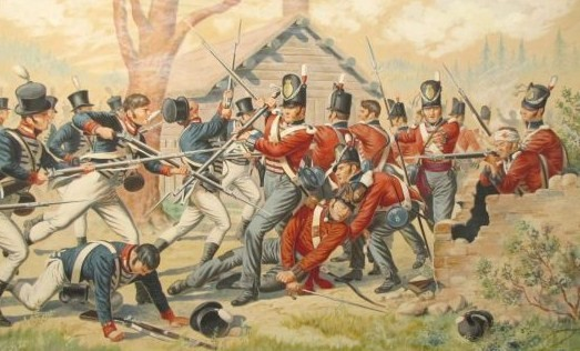 Battle of York, April 1813