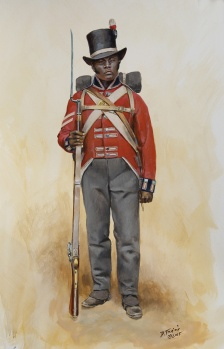 British Colonial Marine