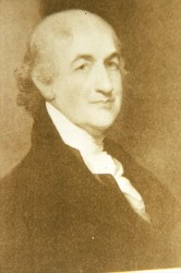 Governor Caleb Strong of Massachusetts was a delegate to the Constitutional Convention of 1787