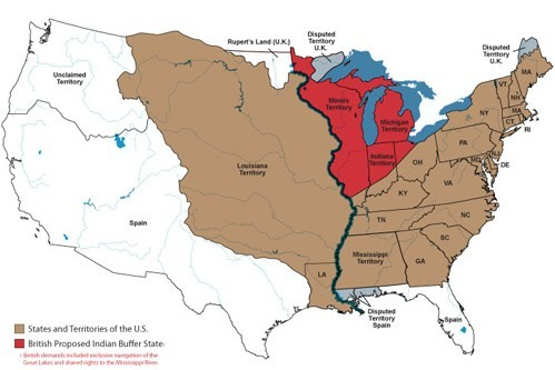the land acquisitions that changed american history When the united states obtained the territory indians had adopted many american values toward land the cultural history of these tribes.
