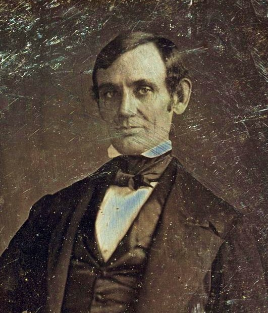 Illinois Representative Abraham Lincoln