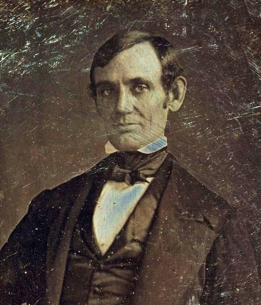Illinois Representative Abraham Lincoln