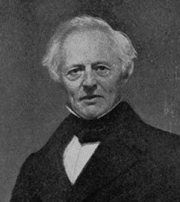 Judge William Jay, president of American Peace Society, 1848-58