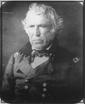 Major-General Zachary Taylor