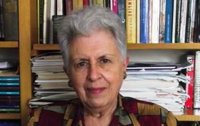 Historian Josefina Zoraida Vázquez