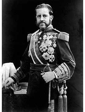 Spanish Gen. Valeriano Weyler