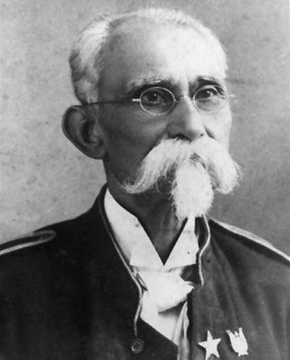 Rebel General Máximo Gómez
