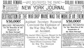 The New York Journal immediately blamed Spain