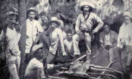 Cuban insurgents