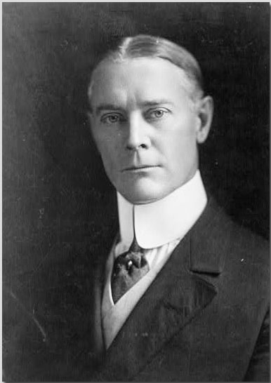 Senator Albert Beveridge