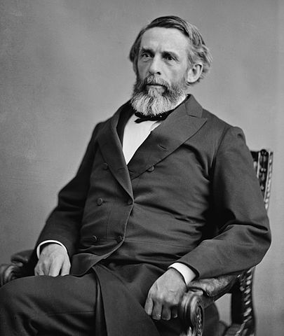 George S. Boutwell, first president of the American Anti-Imperialist League