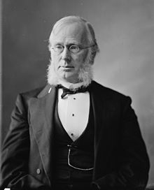 Senator George Hoar