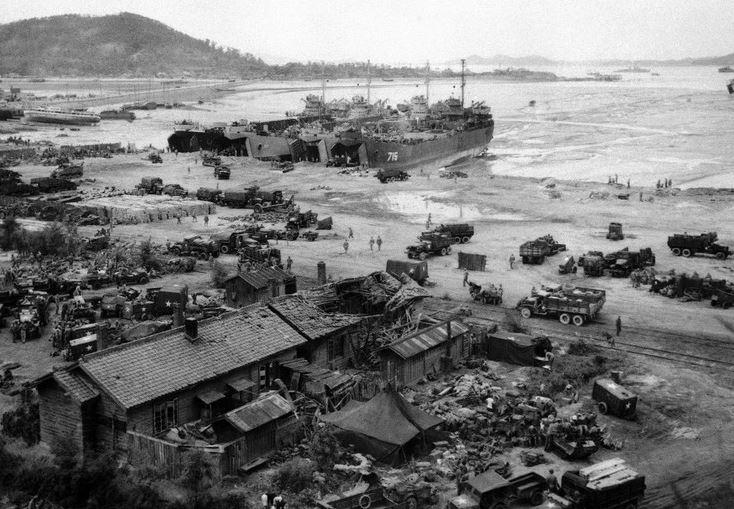 The Korean War Barbarism Unleashed