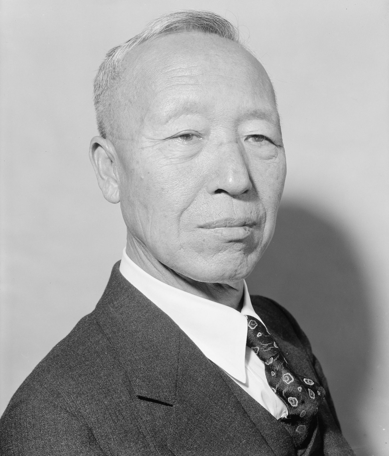 Syngman Rhee headed South Korea from its beginning in 1948 to his overthrow in 1960