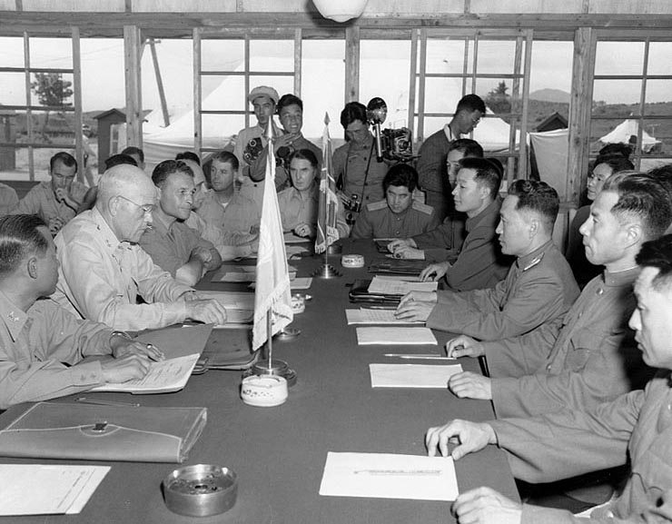 the origins of the korean war essay A history of the war between north and south korea begun as a war between  south korea (republic of korea) and north korea (democratic people's.