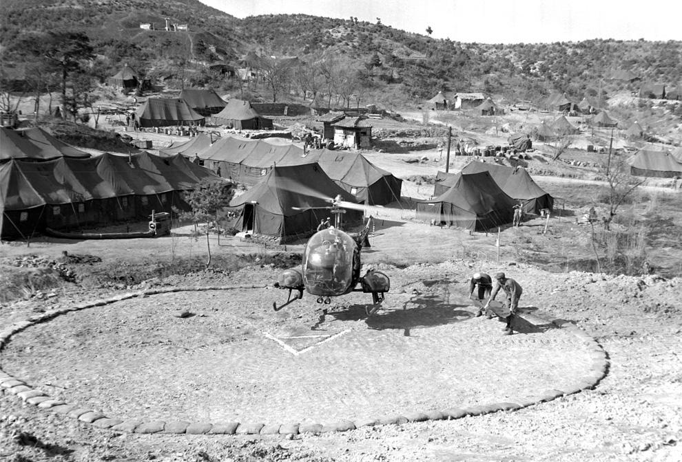 U.S. camp