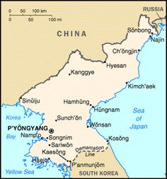 map_north-korea