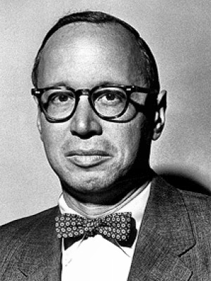 Historian and presidential adviser Arthur Schlesinger, Jr.