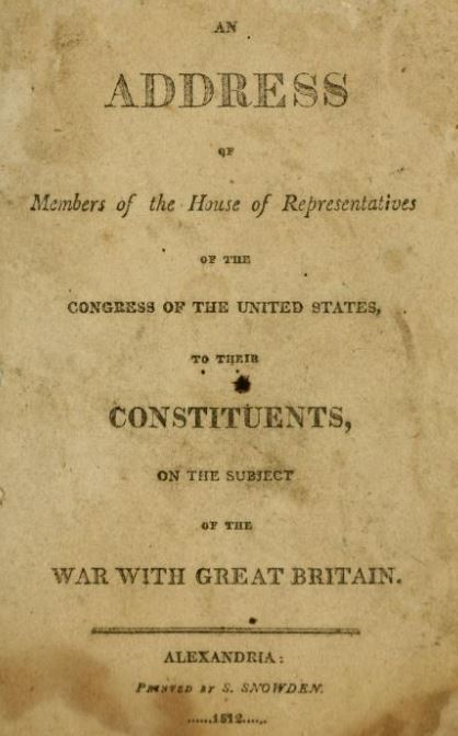 the civil war of 1812 american citizens british subjects irish rebels indian allies