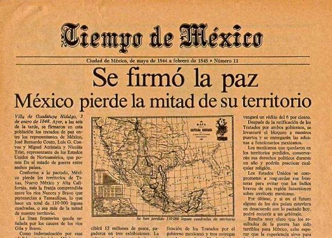 The Treaty of Guadalupe Hidalgo |Mexico Treaty