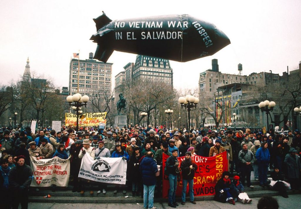 the issues surrounding the colonialism and history in el salvador and nicaragua El salvador : a comprehensive  an 8 page paper discussing the complex issues surrounding the  the writer argues that the history of nicaragua and that of the.